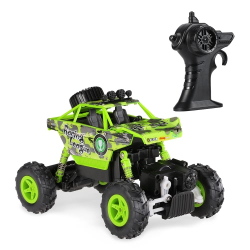 SHUANGXING TOYS 1150A 1:20 2.4G 4WD RTR King Turned Climb Off-road Truck Rock Crawler RC Car with Double Motors
