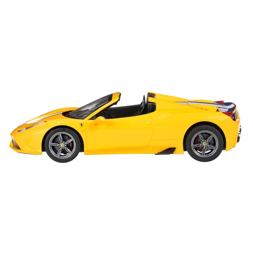 Original Rastar 73400 1/14 Ferrari 458 Speciale A Drift RC Car