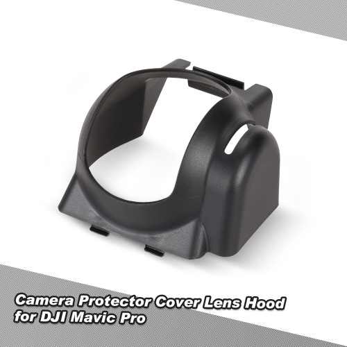Sun Shade Lens Hood Gimbal Camera Protector Cover for DJI Mavic Pro FPV Drone