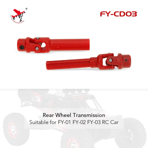 FEIYUE FY-CD03 Rear Wheel Transmission for FEIYUE 1/12 FY-01 FY-02 FY-03 RC Car Parts