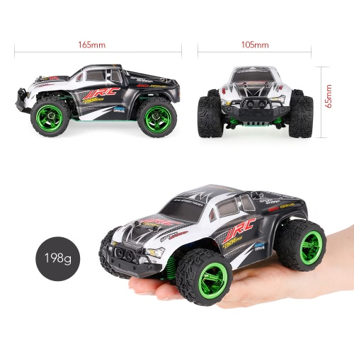 Original JJR/C Q35 2.4GHz 4WD 1/26 Electric RTR High Speed Monster Truck RC Car