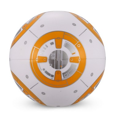 BB-8 2.4GHz RC Robot Ball Remote Control Planet Boy with Sound Star Wars Toy Kids Gift