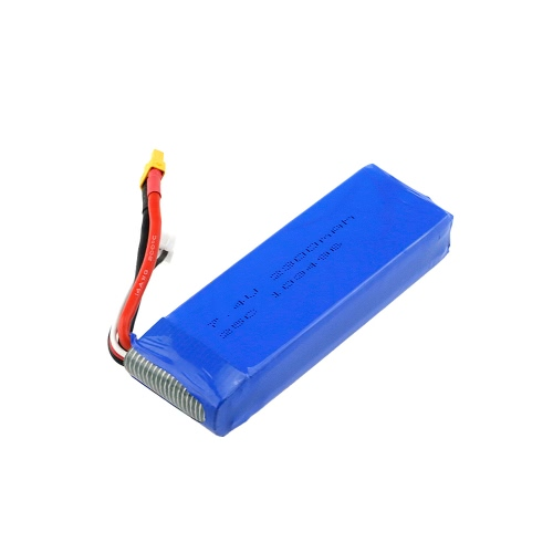 7.4V 2300mAh 25C Li-po Battery with XT30 Plug for MJX Bugs 3 B3 RC Drone Quadcopter