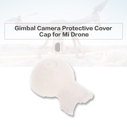 ABS Protective Cover Hood Protection Gimbal Guard Camera Lens Cover for XIAOMI MI Drone