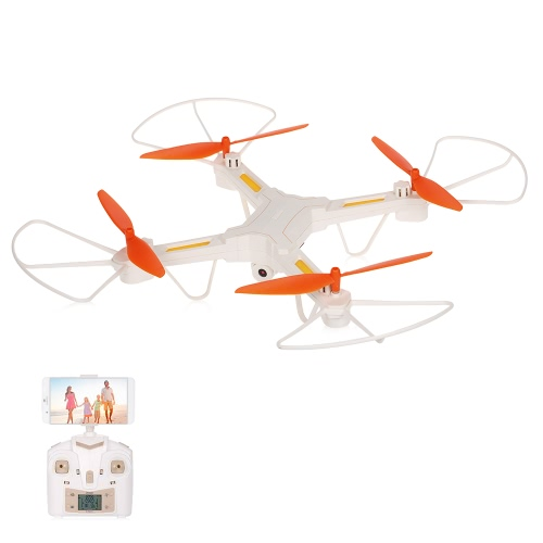 JIE-STAR X7TW 2.4G Wifi FPV 0.3MP Camera Altitude Hold RC Quadcopter