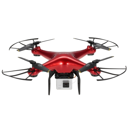 DM DM106 2.4G 0.3MP WIFI FPV RC Drone Quadcop...