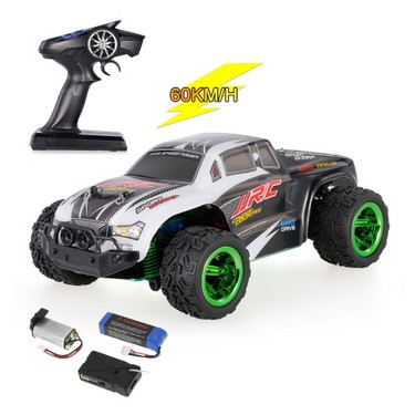 JJRC Q35 2.4GHz 4WD 1/26 Electric 0ff-road RC Car RTR with Extra Upgraded 60km/h ESC Motor Set