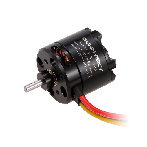 SUNNYSKY X2814 900KV 3-4S Brushless Motor for RC Airplane Fixed-wing Aircraft