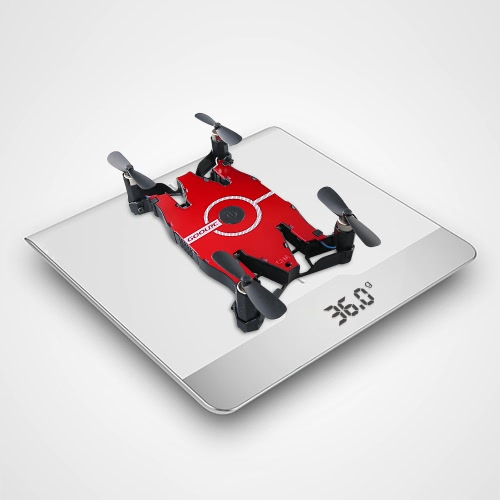 GoolRC T49 WIFI FPV Foldable RC Quadcopter – RTF