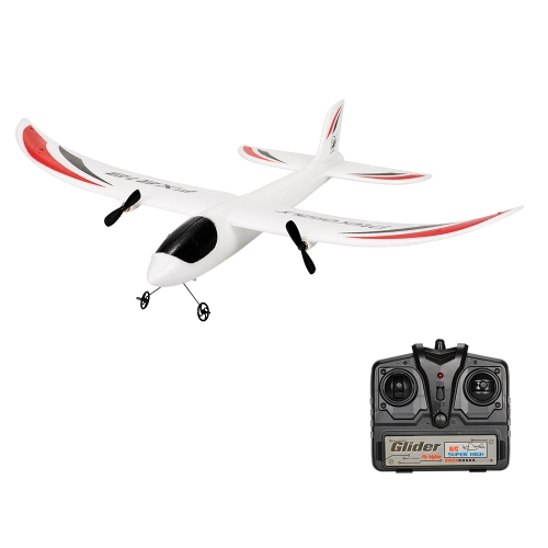 Flybear FX-818 2.4G 2CH Remote Control Glider 475mm Wingspan EPP RC Airplane Aircraft RTF