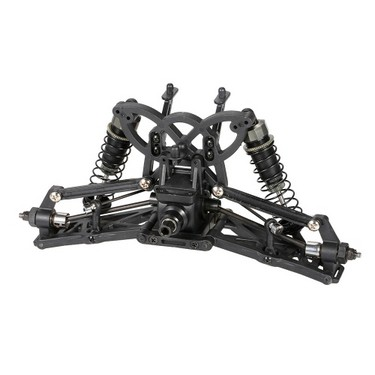 ZD Racing 9101 Thunder B-10E 4WD 1/10 Scale Electric Off-Road Buggy Car Frame Suspension Tyre Kit