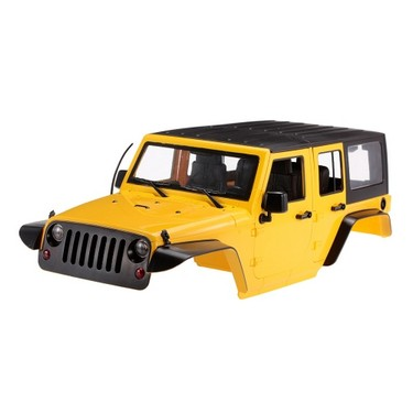 High Quality RC Rock Crawler 1/10 Crawler Car Shell for Axial SCX10 RC4WD D90 D110 Hard Plastic Wheelbase 313 mm