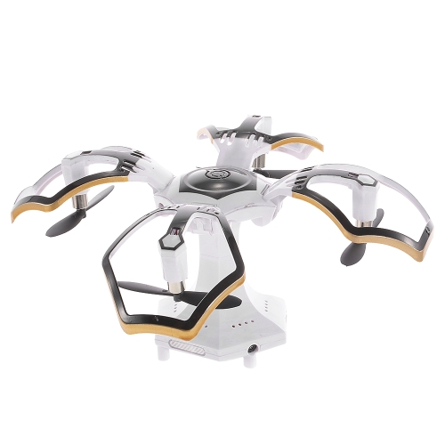 CG030 Foldable Sphere-Shaped 0.3MP Camera Wifi FPV 6-Axis Gyro Altitude Hold Headless RC Quadcopter