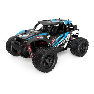 Linxtech HS18311 1/18 2.4GHz 4WD 36km/h High Speed Monster Truck Buggy RC Off-Road Racing Car Vehicle Kids Toy Gift