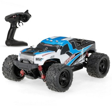 Linxtech HS18301 1/18 2.4GHz 4WD 36km/h High Speed Monster Truck Buggy RC Off-Road Racing Car Vehicle Kids Toy Gift