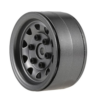 4pcs AUSTAR AX-617GL 1.9inch Metal Wheel Hub Rim Set for Axial SCX10 RC4WD D90 1/10 RC Rock Crawler Car