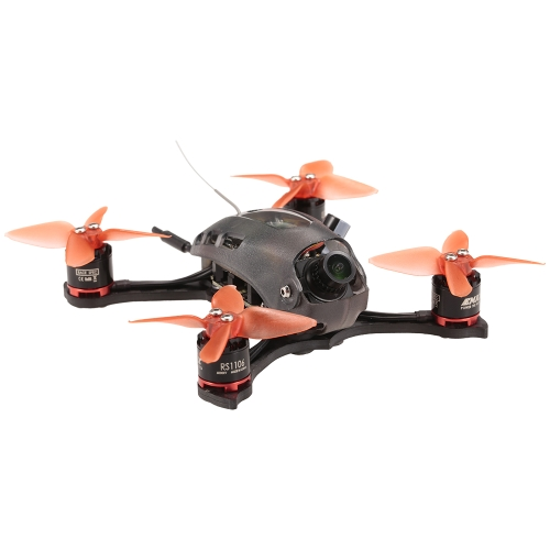 EMAX BabyHawk Race(R) 5.8G 600TVL F3 FC Mini 112mm Micro Brushless FPV Racing Quadcopter FrSky Receiver – BNF