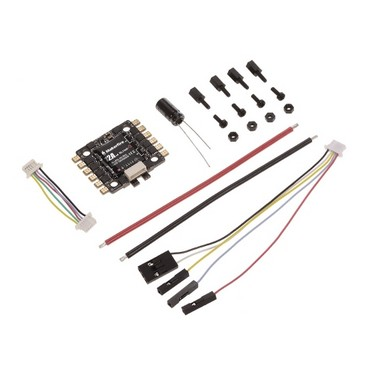 Makerfire BLHeli-S 4-in-1 12A ESC Electric Speed Controller 2-3s LiPo Dshot 150/300/600 for 90 100 FPV Racing Drone Quadcopter