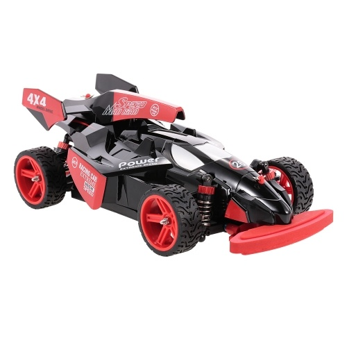 Original WLtoys 184012 2.4GHz 4WD 1/18 45KM/H Brushed Electric RTR F1 Racing RC Car