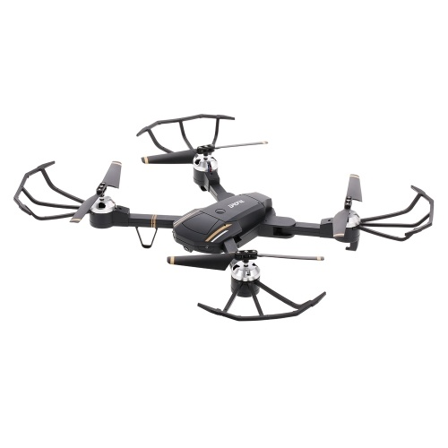 109 2.0MP Camera Foldable Wifi FPV 6-Axis Gyro Altitude Hold Headless RC Quadcopter Drone