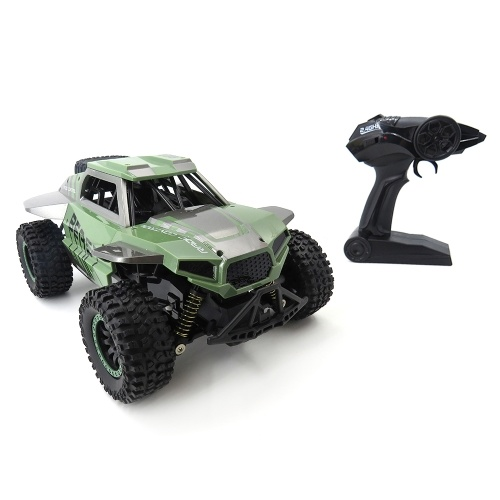 Flytec SL-146A 1/18 2.4G 4WD 30KM/h Rock Crawler RC Buggy Car
