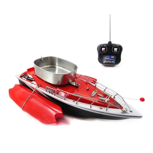 Flytec Wireless 300M Fishing Lure Bait RC Boat for Finding Fish