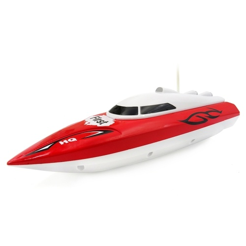 Flytec HQ2011-15A Mini Infrared Control 10km/h Speed RC Boat