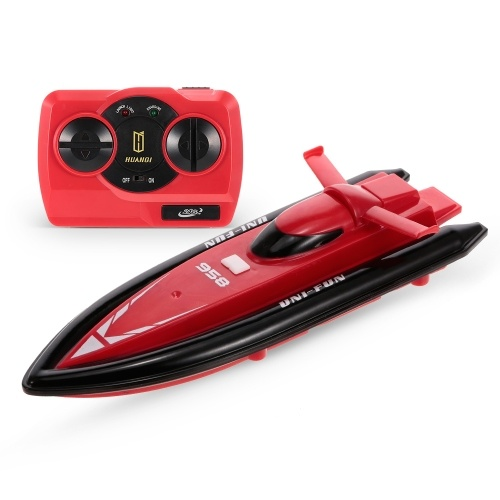 IHUANQI 958A 2.4GHz 2CH Portable Mini RC Boat