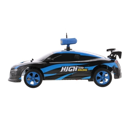Crazon 181001 1/10 2.4G 2CH 2WD High Speed 15km/h RC Drifting Car with 0.3MP Wifi FPV Camera Sport Racing Car Children Gift Kids Toy