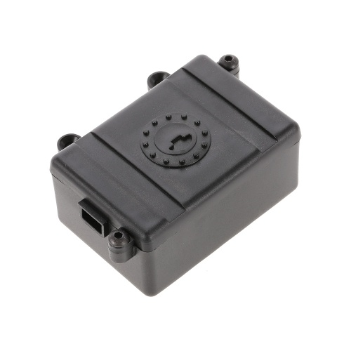 Receiver Box for RC4WD D90 D110 Axial SCX10 1/10 RC Crawler