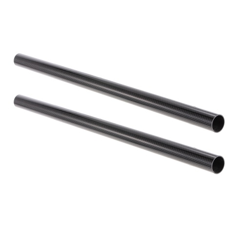 2pcs 43cm Length 22mm Diameter Carbon Fiber Rotor Arms for RC Drone Multirotors Quadcopter Hexacopter
