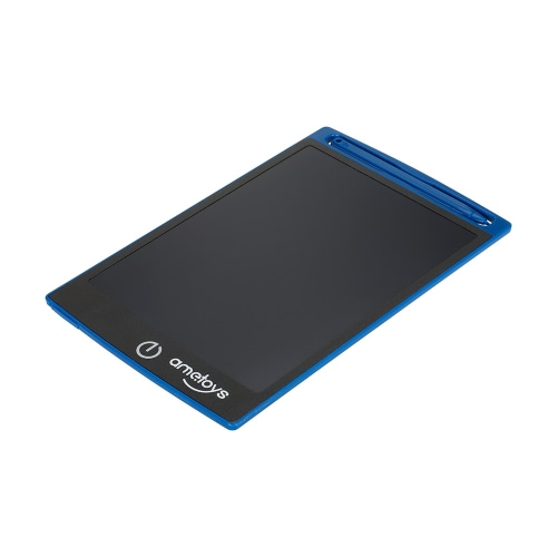 Ametoys 8.5-Inch LCD Writing Tablet Drawing – Blue