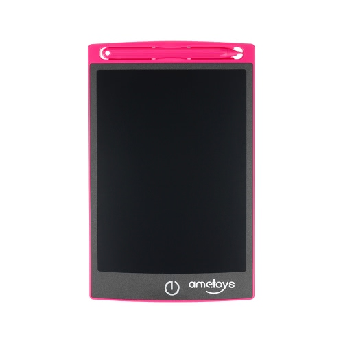 Ametoys 8.5-Inch LCD Writing Tablet Drawing – Pink