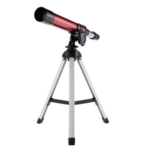 Early Development Science Telescope Toy 30mm Objective Lens Travel Refractor Telescope for Kids