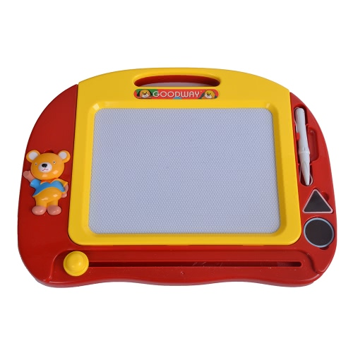 GOODWAY 8631A Writing Board Hand-writing Pad Baby Kid Child Drawing Board Early Educational Toys