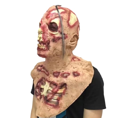 Devil Biochemical Monster Mask Scary Skull Zombie Monster Headgear