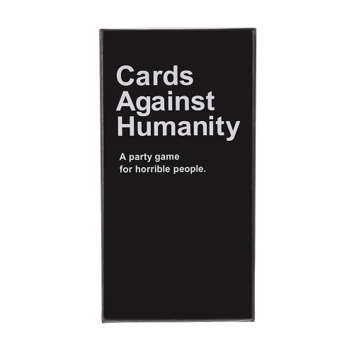 Cards Against Humanity Party Game Play Cards for Horrible Play-Version 2.0 US Edition