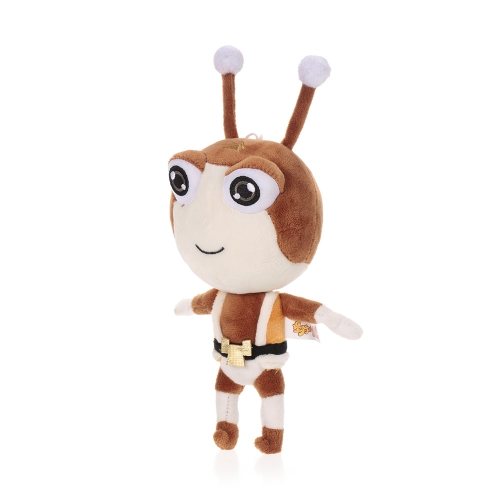 Ant Plush Toy Star Ants Animation Figurine Plush Stuffed Animal Doll Birthday and Christmas Gifts