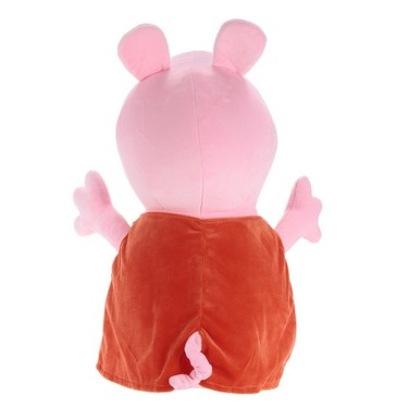 Original Brand Peppa Pig 46cm Peppa Stuffed Plush Toy Family Party Doll Christmas New Year Gift for Kids