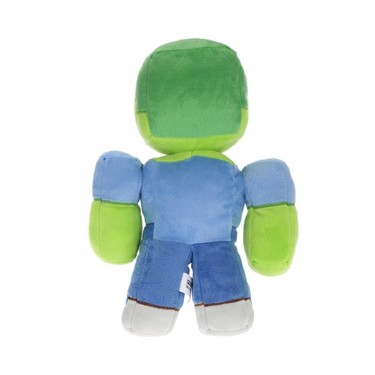 Minecraft Zombie Plush Stuffed Toy Best Gift for Child and Collectors
