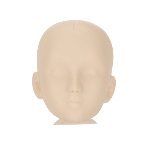 1/6 Head Sculpt for 12inch Female Action Figure Toy