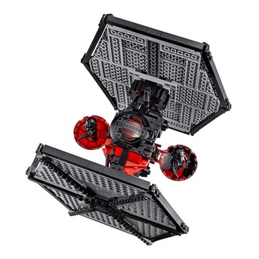 LEPIN 05005 562pcs Star Wars First Order Special Forces TIE Fighter Star Wars Spaceship Building blocks Kit Set – Plastic Bag Package