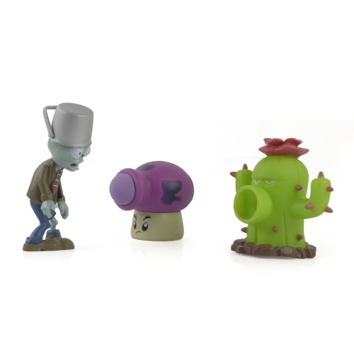 12Pcs Plants VS Zombies Action Figure Set Collectible Mini Figure Toy Kids Dolls Birthday Gift
