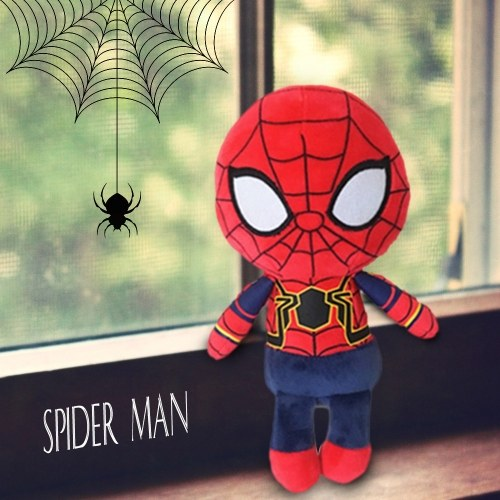Marvel Avengers 3 Spider Man Stuffed Plush To...