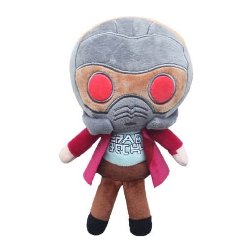 Marvel Avengers 3 Star-Lord Stuffed Plush Toy Family Party Doll Christmas New Year Gift for Kids