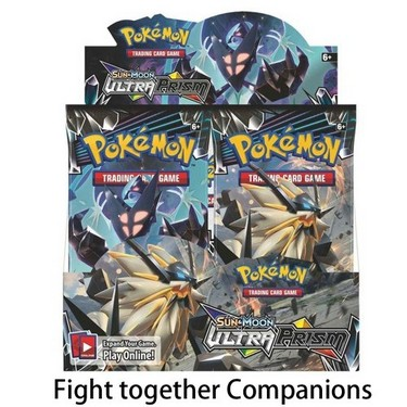 Pokemon Tcg Sun & Moon Ultra Prism Booster Box – 36 packs