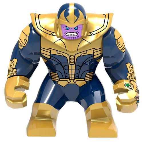 The Avengers Infinity War Thanos Action Figure Collectible Figure Marvel Movie Fans Gift