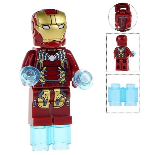 The Avengers Infinity War Iron Man Action Figure Collectible Figure Marvel Movie Fans Gift