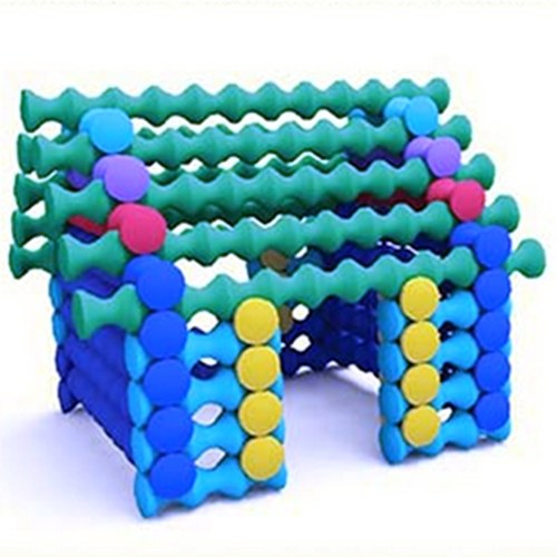 80Pcs Building Blocks Set Creative Construction Engineering Fun Educational Toy Best Toy Gift for Kids