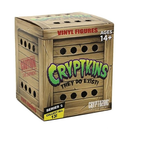 Cryptkins Mini Figures Collectible Figure Toy Best Kids Gift for Home Decoration and Collection – 13 Types Randomly Delivered